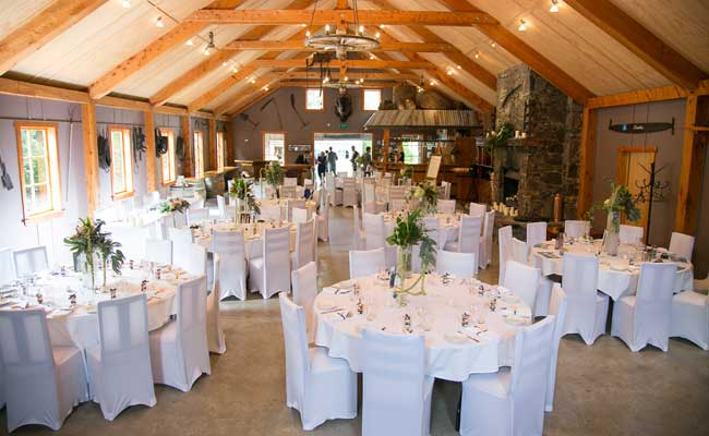 Indoor Venue (Photo by O'Neill Photographics)